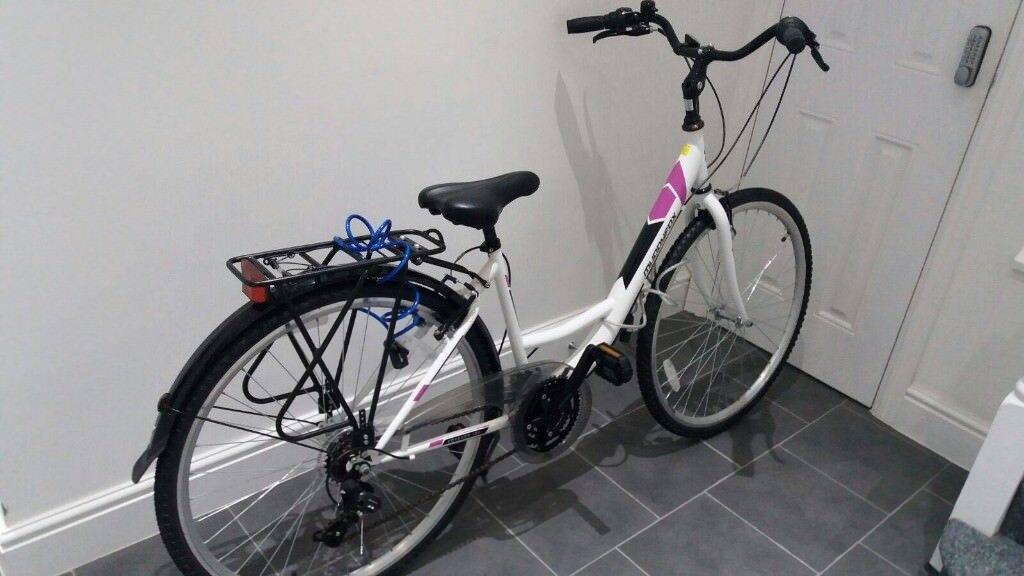 Muddyfox Womens Voyager 100 City Bike Comfort