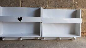wall shelf units