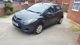 Mazda 2 1.2 5 door 83,000 miles good clean car