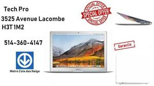 Macbook Air 13 En Spécial a Partir de 499$