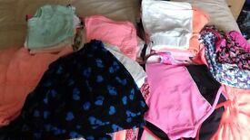 girls summer bundle age 8-10