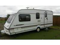 Abbey freestyle 2000 4 berth