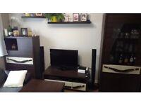 Tv unit and living Room furniture 3 set