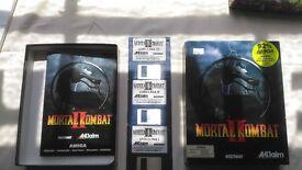 Mortal kombat 2 for Amiga