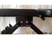Multi Position Folding Bench (CHEEP & BRAND NEW)