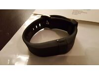Fitbit HR. Black. Brand new - never used