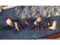 Antique Shoe Lasts