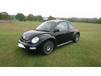 Vw Beetle 1.9Tdi, full heated leather
