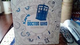 Doctor Who Colouring Book - Brand New - £1 P+P!!
