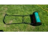 Bosch manusl lawn mowrt