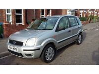 Ford Fusion 1.6 5dr