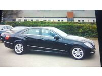 Mercedes-Benz E220 Approved Used Car (1 Month Warranty Left)