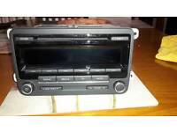 Vw T5 radio