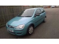 VAUXHALL CORSA 1.0, 44K MILES, NEW MOT, CHEAP INSURANCE AND LOW ON FUEL