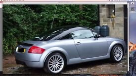 Audi TT 225 BHP Absolutely Immaculate Condition!!!