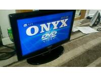 24 inch screen hd led free view TV £ 45