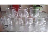 Brand New 8 plastic mugs
