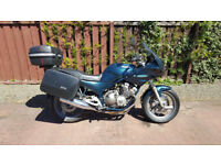 Yamaha Diversion XJ600 Motorcycle with luggage (1992 reg) £1200