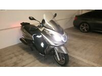 scooter motorbike motorcycle Piaggio X10