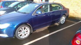 2009 Skoda Superb in excellent condition. 1 owner from new.
