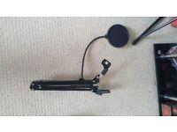 Neewer Microphone Stand.