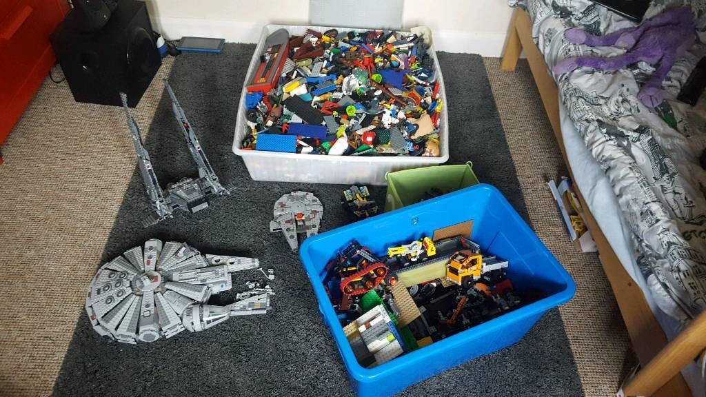 Huge lego bundle