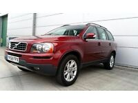 2008 | Volvo XC90 2.4 D5 SE | FACE LIFT | 3 MONTHS WARRANTY | £295 ROAD TAX | BLUETOOTH | LEATHER