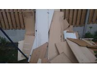 Free wood for collection, wardrobes, chest of drawers, shelves etc