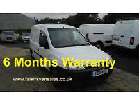 Vauxhall Combo 1.3 CDTi ecoFLEX 1700 3dr 16v