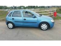 Vauxhall corsa 1.2 5 door