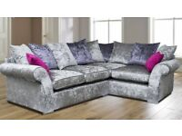 Ameythst corner sofa