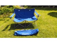 Euro hike double camping chair