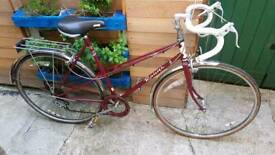 "Ladies 21"" classic Raleigh Roman"