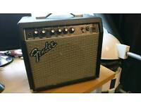 Fender Frontman 15G with Overdrive