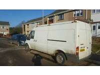 Ford transit for sale maybe swap for smaller van