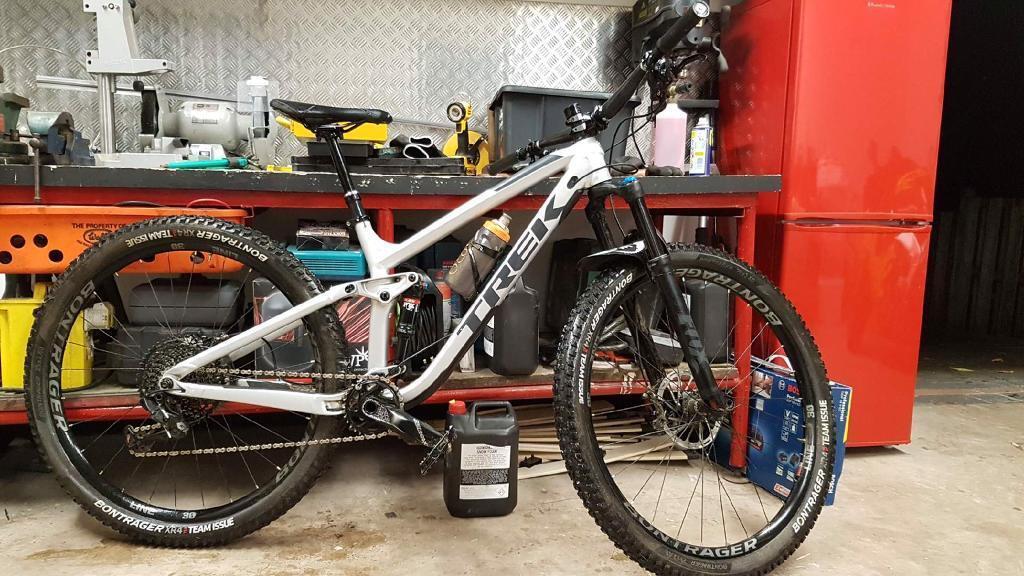 4e83acdd423 2018 Trek Fuel Ex 8: Trek Fuel EX 8 2018 *upgraded Carbon Bars