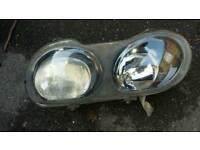 Mg rover zr 25 2003 head lights