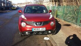 NISSAN JUKE 2011 ACENTA PREMIUM SAT NAV PARKING CAMERA