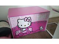 Hello Kitty MDF storage box