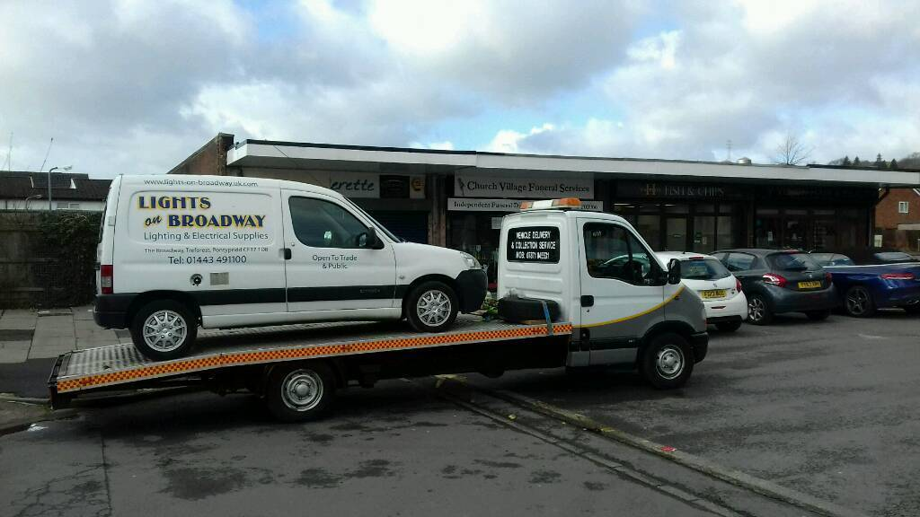 I A M VEHICLE DELIVERY AND COLLECTION SERVICE | in Pontypridd ...