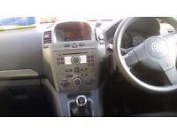 Vauxhall Zafira 1.6.. 7 seater mpv