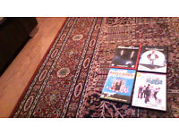 DVD ALL SORTS FILMS HORRORS CARTOONS 4OO