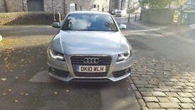 Audi A4 2.0 TDI S Line Multitronic 4dr Excellent Condition