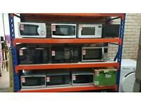 Brand new Microwaves for sale from £25