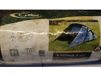 Used Gelert - Ridgeback 2 Tent