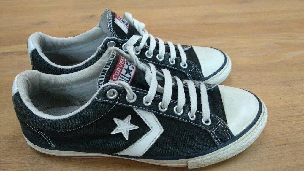 1192b5da63c2 Converse All Star boys trainers