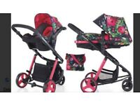 Cosatto woop tropica travel system