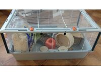 Large hamster gerbil cage wheel accessories