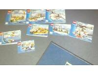 Lego city coast gard