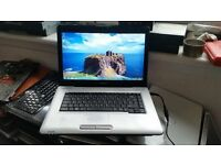 Toshiba satellite l450 windows 7 ultimate 3g memory 250g hard drive webcam wifi dvd drive